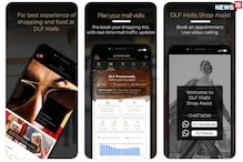 DLF Malls Lukout App Update Adds Contactless Dining, Realtime Mall Traffic And Aarogya Setu QR