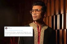 Karan Johar Gets Brutally Trolled (As Always) Over New Book Inspired by His Twins Yash and Roohi