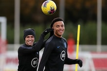 Manchester United's Mason Greenwood 'Wants to Break Records' After Maiden England Call-up