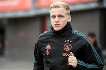 Manchester United Sign Van De Beek from Ajax on Five-year Contract
