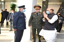 Defence Minister Rajnath Singh Reaches Russia for Crucial SCO Meet