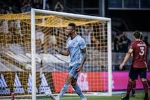 MLS: Khiry Shelton Helps Sporting KC Tie FC Dallas 1-1