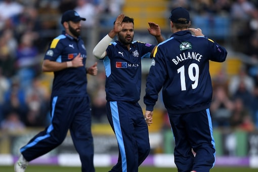 Pakistan-born England cricketer has spoken out about the racism at Yorkshire cricket.