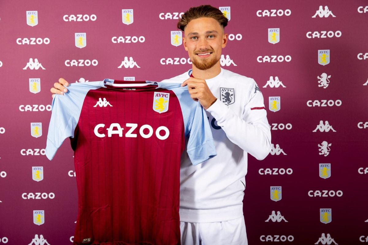 Premier League: Aston Villa Sign Defender Matty Cash From Nottingham Forest