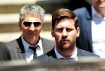 Lionel Messi Could Remain With Barcelona till 2021, Says Father Jorge