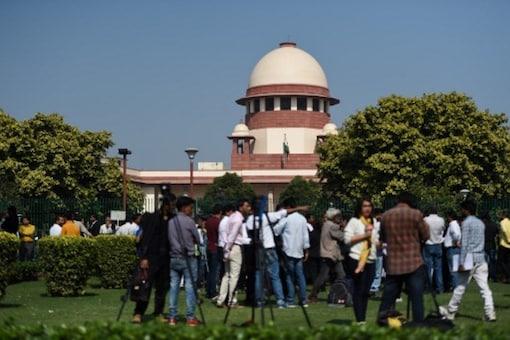 Supreme Court. (Image for representation/AFP)