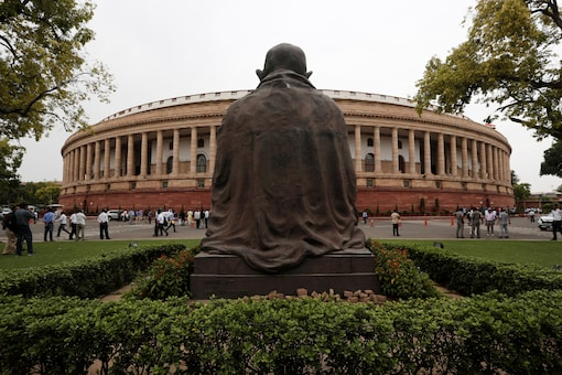 File photo of Parliament building.