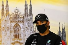 Lewis Hamilton on Tuscan Grand Prix Pole, Mercedes lock-out Front Row
