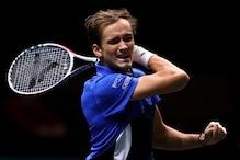 Daniil Medvedev Seals ATP Finals Spot After Reaching US Open Semis