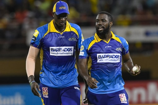 Barbados Tridents have been knocked out of the tournament.