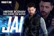 PUBG Mobile Rival Garena's Free Fire Let's You Play as Hrithik Roshan