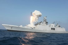 Indian Navy Warships Hold Mega Exercise with Russia in Bay of Bengal