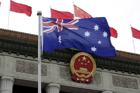 Relations between Australia and China have become increasingly strained, and Beijing has said it was angered by Australia's call for an inquiry into the source of the coronavirus pandemic. (Representative image: Reuters)