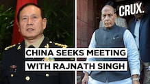 Chinese Defence Minister Seeks Meet With Rajnath Singh Amid Heightened Tension At The LAC