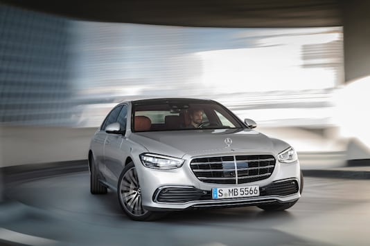 All-new Mercedes-Benz S-Class. (Image source: Mercedes-Benz)