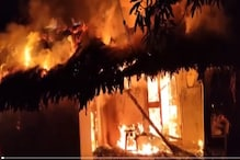 Chandrababu Naidu Condemns Burning of Dalit Girl's House in Andhra, Accuses YSRCP Leaders of Atrocities