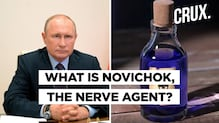All About Novichok, The Nerve Agent Used For Poisoning Russian Opposition Leader, Alexey Navalny