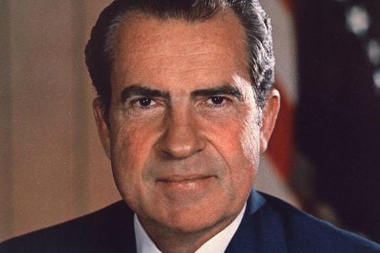 File photo of Richard Nixon