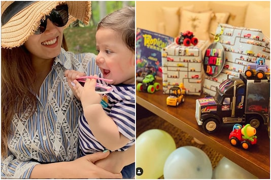 Shahid Kapoor and Mira Rajput's Son Zain Kapoor Turns Two, Mommy Shares Pic of Cute Birthday Gifts