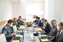 Rajnath Singh Discusses Defence Ties with Counterparts from Uzbekistan, Kazakhstan and Tajikistan