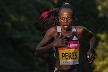 Kenya's Peres Jepchirchir Smashes Women-only Half Marathon Record