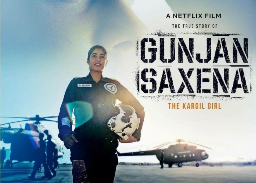 Gunjan Saxena To Sagam Bollywood Films That Depicted The Valour Of The Indian Air Force Photogallery
