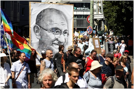 How Mahatma Gandhi led to the start of Mauritius's freedom struggle |Image credit: Reuters (File Photo)