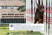 IIT Delhi Clears Air after Facing Flak for Job Ad Seeking Dog Handler with B.Tech Degree and Car