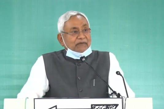 File photo of Bihar CM and JD(U) president Nitish Kumar.