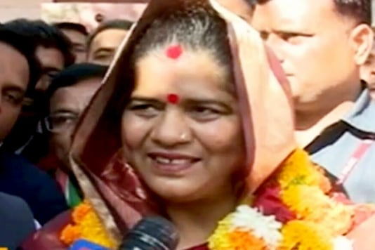 File image of Imarti Devi.