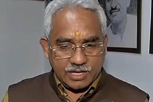 File photo of Uttarakhand Cabinet Minister Madan Kaushik.
