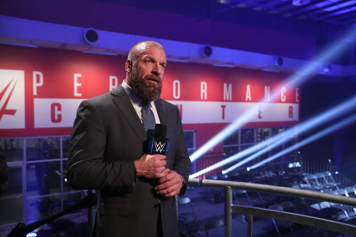 WWE Superstar Triple H Lauds India for Historic Series Win in Australia