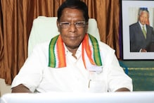 PM Assured Pondy Government of All Help in Context of Cyclone 'Nivar': CM V Narayanasamy