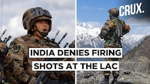 Fresh India-China Standoff As Indian Army Says PLA Tried To Infiltrate, Fired Shots