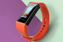Redmi Smart Band Offers OLED Display, Heart Rate Monitor at Rs 1,599