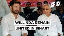 Bihar Elections 2020: Will There Be A Split In NDA With LJP Walking Out Of Nitish Kumar's Fold?
