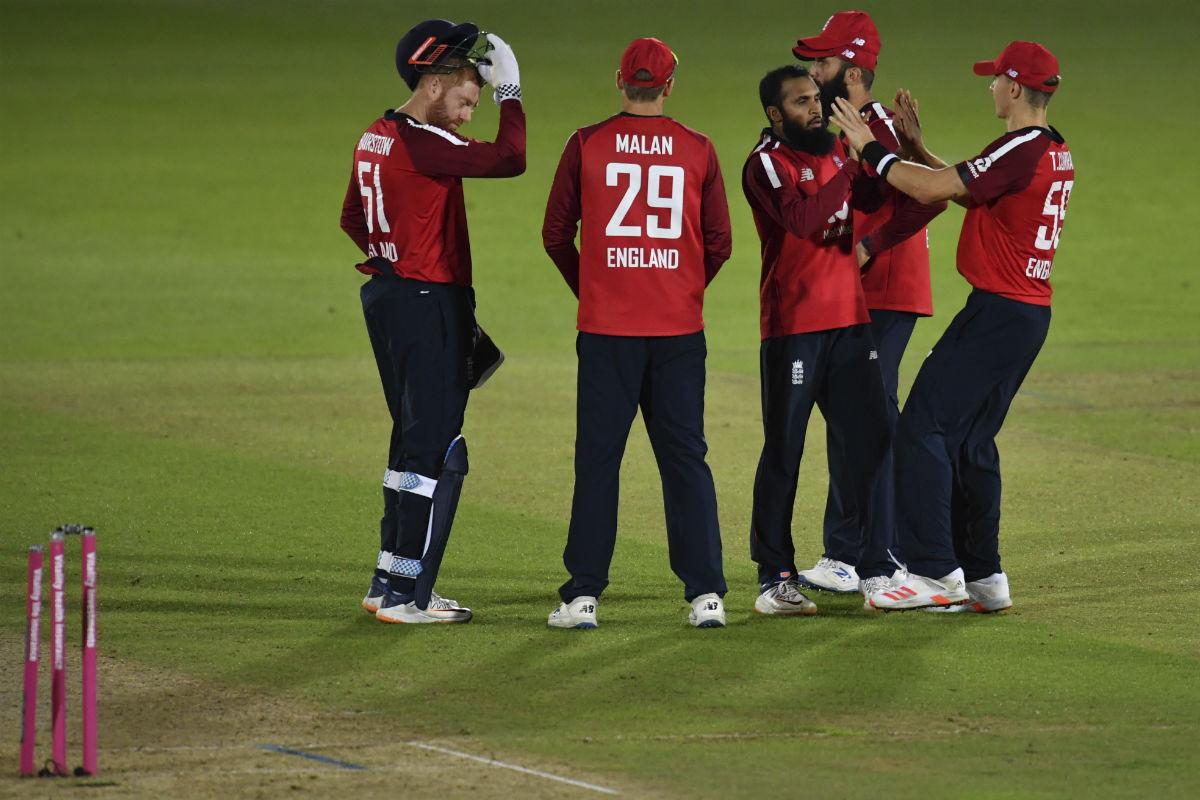 In Pics, England vs Australia, Third T20I at Southampton