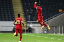 Cristiano Ronaldo Finds Free Kick Magic to Net 100th International Goal in Portugal Win