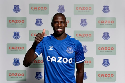 Abdoulaye Doucoure is now an Everton player. (Photo Credit: Doucoure Twitter)