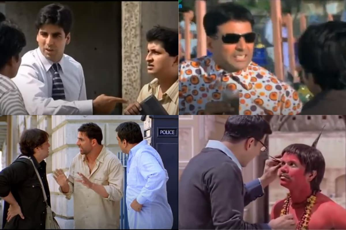 Akshay Kumar Turns 53. Hera Pheri to Bhool Bhulaiyaa, Here are 5 Times the Khiladi Made us Laugh