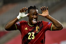 UEFA Nations League: Michy Batshuayi Brace Helps Belgium Rout Iceland 5-1