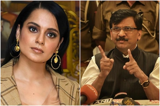 Kangana Ranaut has been in war of words with the Shiv Sena government in Maharashtra following her comments about Mumbai being like PoK   Image credit: PTI/PTI