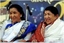 Asha Bhosle Opens up About Lifelong Comparison with Sister Lata Mangeshkar