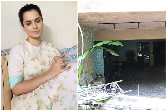 Didn't Make Illegal Alterations in My Bungalow: Kangana Ranaut To Bombay High Court
