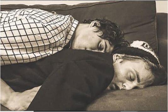 Sleeping (representative image)