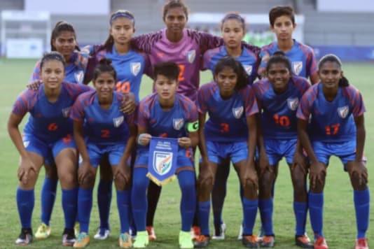India under-17 women's World Cup team (Photo Credit: AIFF)