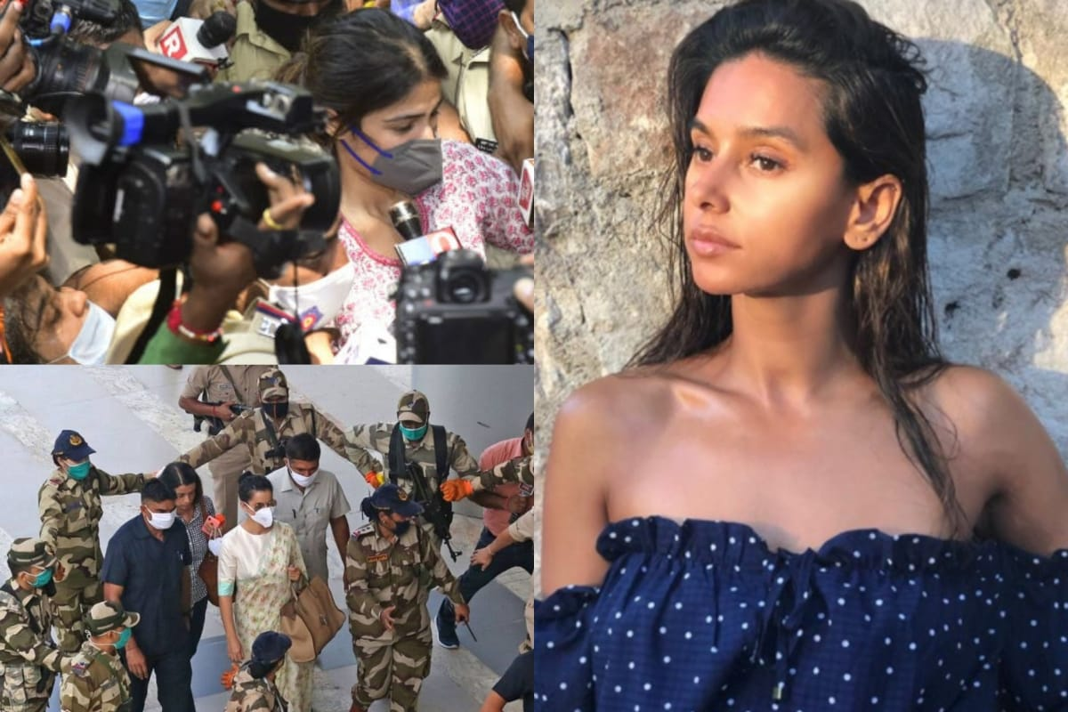 Let That Sink in, Says Shibani Dandekar As She Posts Pic of 'Hounded' Rhea and 'Guarded' Kangana