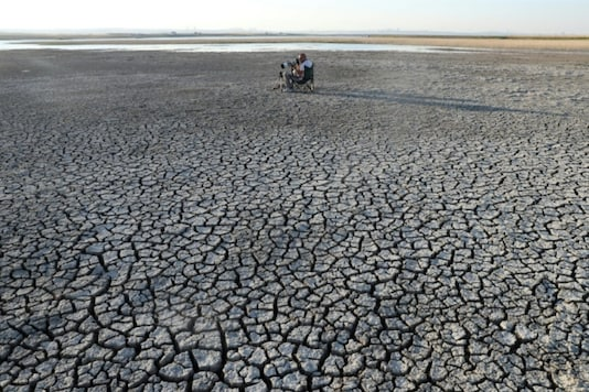 Climate change is often felt through too much or too little water, the report said  © Adem ALTAN - AFP/File