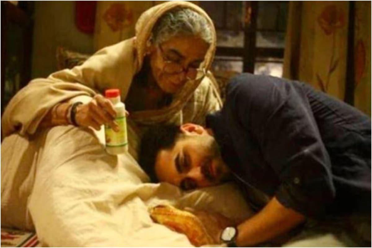 Always With You: Ayushmann Khurrana Wishes Speedy Recovery to Surekha Sikri, Shares Badhaai Ho Still