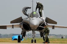 Rafale Induction 'Big, Strong' Message to Those Eyeing Our Sovereignty, Says Rajnath Singh as 5 Jets Join IAF